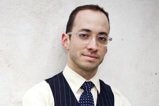 Adam Booth, adjunct professor of Appalachian studies.