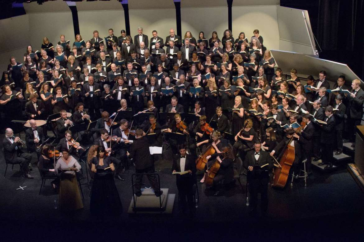 """Masterworks Chorale will hold auditions for the spring 2014 performance of Stravinsky's """"Symphony of Psalms"""" on Monday, January 12, at 7:30 p.m., in the Frank Center McCoy Rehearsal Hall."""