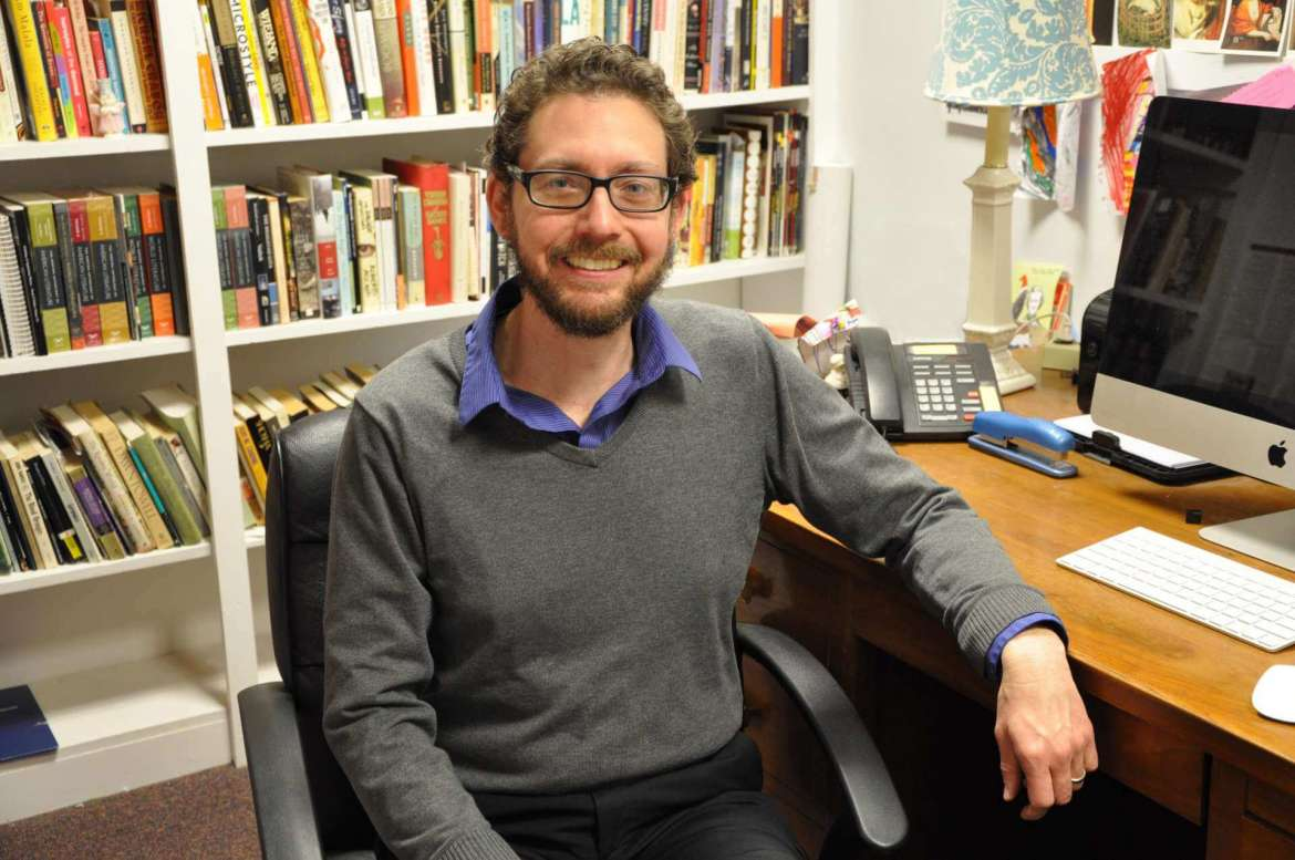 James Pete, adjust professor in the Department of English and Modern Languages will spend two weeks focusing on his writing in May at the Virginia Center for Creative Arts.