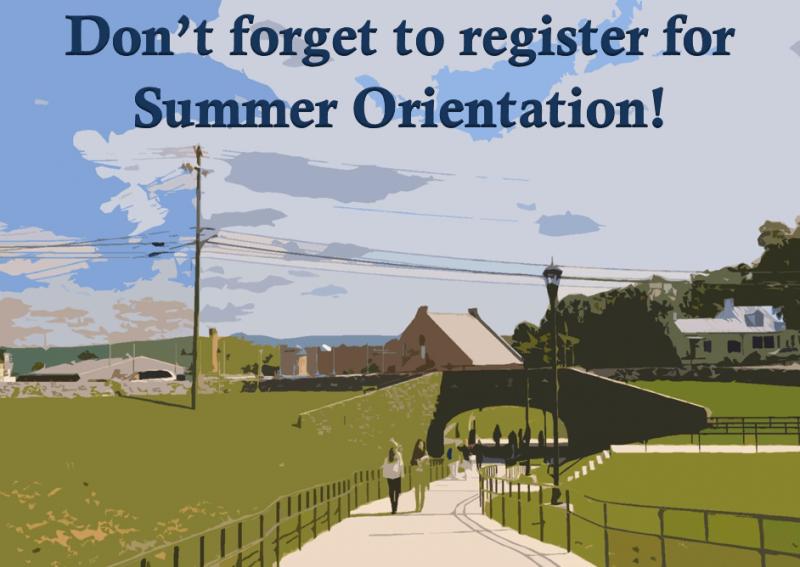 Orientation Registration
