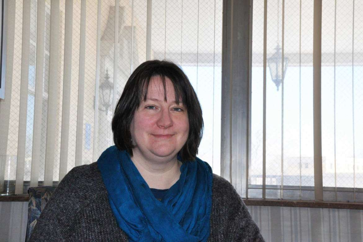 Rachael Meads, director of student activities and leadership.