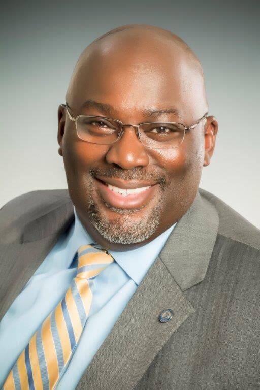 Dr. Tom Segar, vice president for student affairs.