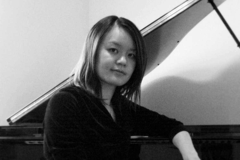 Dr. Yu-Hsuan Liao, associate professor of piano and coordinator of keyboard studies.