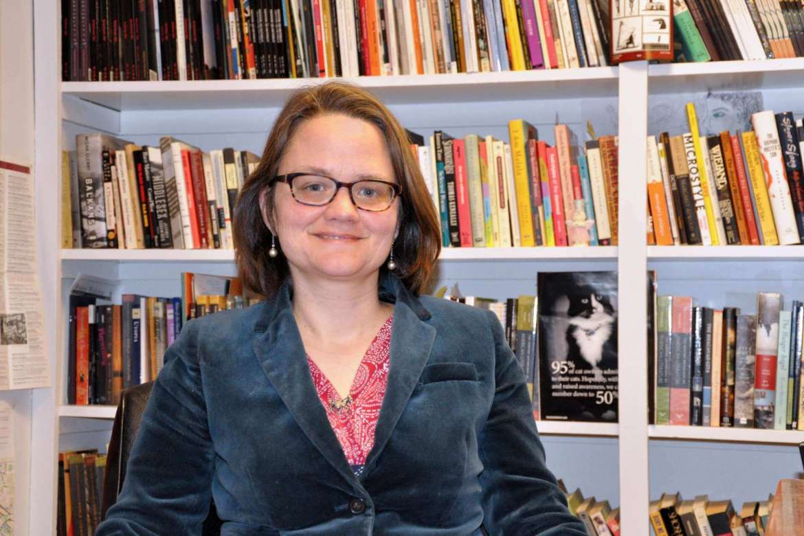 """Dr. Carrie Messenger, assistant professor of English, will present at the final Shepherd's Faculty Research Forum for this academic year.  She will discuss about """"History and Gretel"""" on Tuesday, April 14, at 3:10 p.m. in the Robert C Byrd Center for Legislative Studies auditorium."""