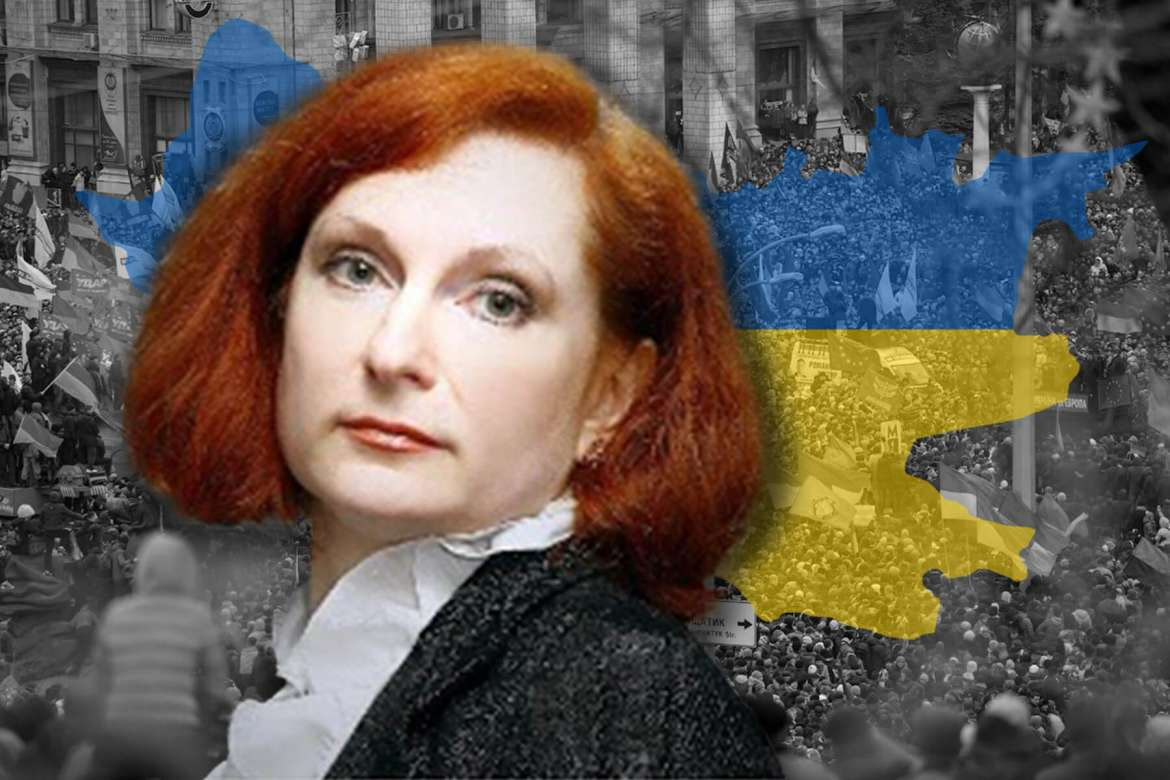 """Dr. Nataliia Borysenko, associate professor in the Department of Foreign Languages for the Chemistry and Physics Schools at the Institute of Philology at Kyiv Taras Shevchenko National University, Ukraine, will deliver the speech, titled """"Ukraine Today:  People's Hopes, Expectations, and Reality,"""" Tuesday, April 7, at 6 p.m. in Erma Ora Byrd Hall auditorium."""