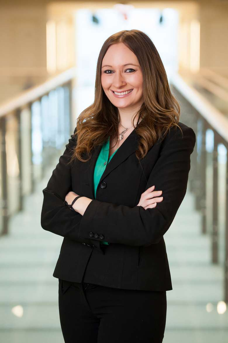 This year's keynote speaker is Jessica Polidor Jackson, a 2007 graduate of Shepherd and associate vice president for human resources at the American Public University System.