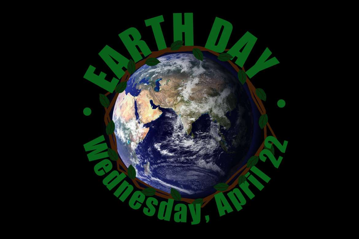 The Shepherd Environmental Organization will celebrate Earth Day on Wednesday, April 22, with an event from 11 a.m.-3 p.m. on the lawn in front of the Robert C. Byrd Science and Technology Center. The celebration will include music, exhibits, activities, and the announcement of the winning organizations in this year's recycling competition.