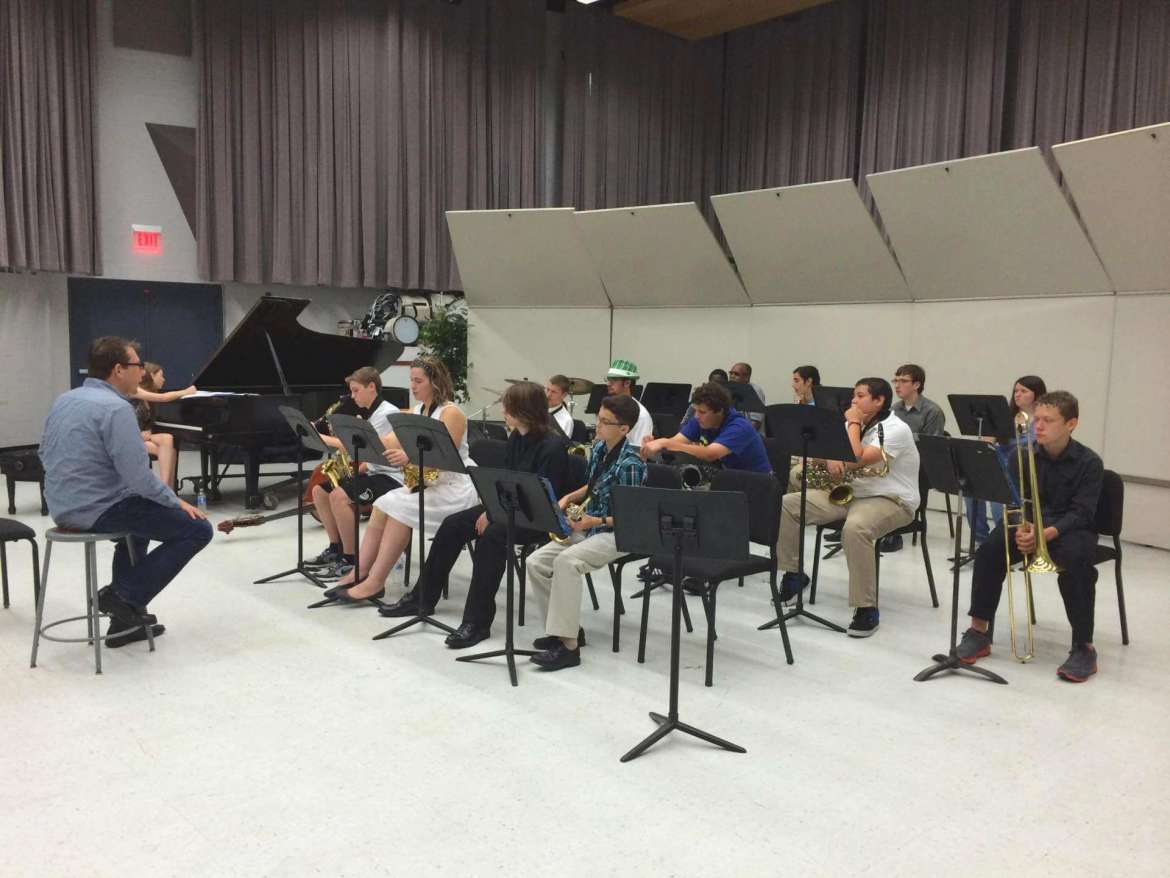 Shepherd University's Department of Music Preparatory Division is offering two simultaneous weeklong summer camps for young musicians June 22-26. Jazz Camp is open to students in grades 6-12 and String Orchestra Camp is open for students in grades 8-12.