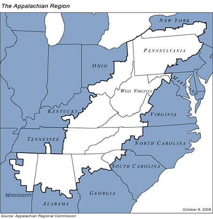 appalachian-region
