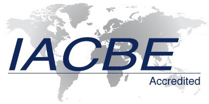 iacbe logo accreditation 2016