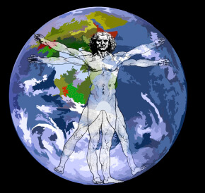 vitruvian-man-and-earth