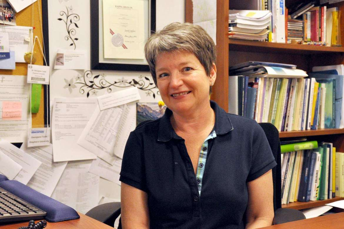 Dr. Georgiann Toole, associate professor of education and coordinator of the M.A.T. and M.A. in Curriculum and Instruction programs, composed music for an Anglican Evensong service that the Piedmont Singers of Middleburg, Virginia, will perform at the York Minster cathedral in England July 27-August 3.