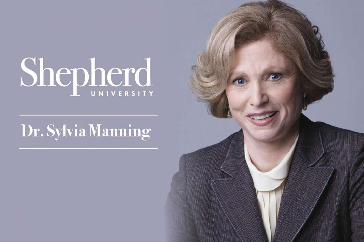 Dr. Sylvia Manning was selected to serve as the interim president of Shepherd University by the Shepherd University Board of Governors during a special meeting June 23.