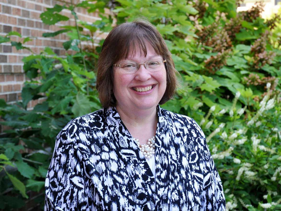 Dr. Laura Clayton, professor of nursing education.