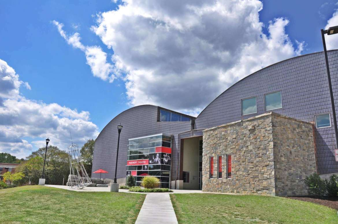 Shepherd University's Center for Contemporary Arts II has been designated LEED silver certified by the U.S. Green Building Council.
