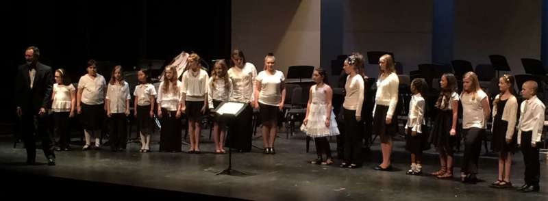 Prep Chorus 1