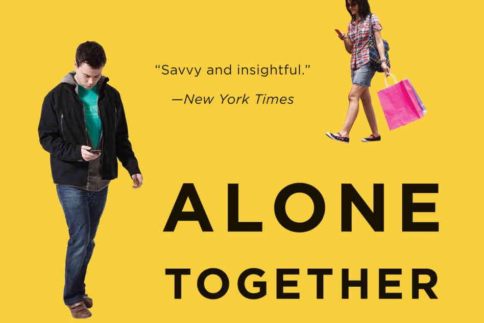 """Alone Together"" by Sherry Turtle."