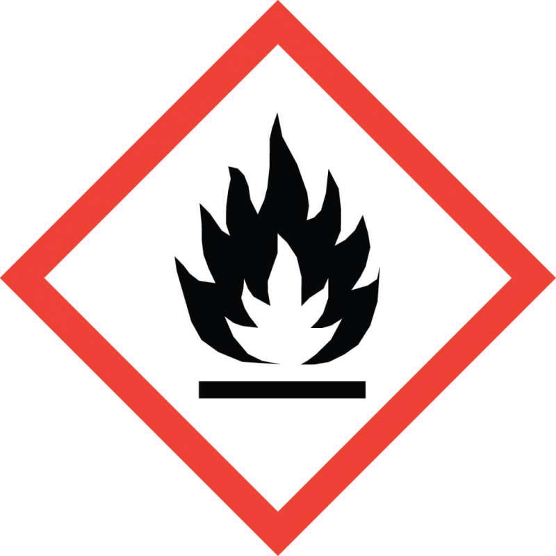 Flammable Pictogram