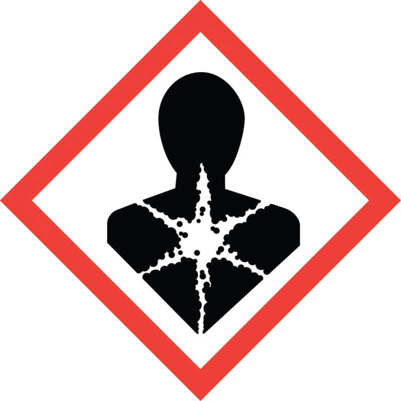 Health Hazard Pictogram