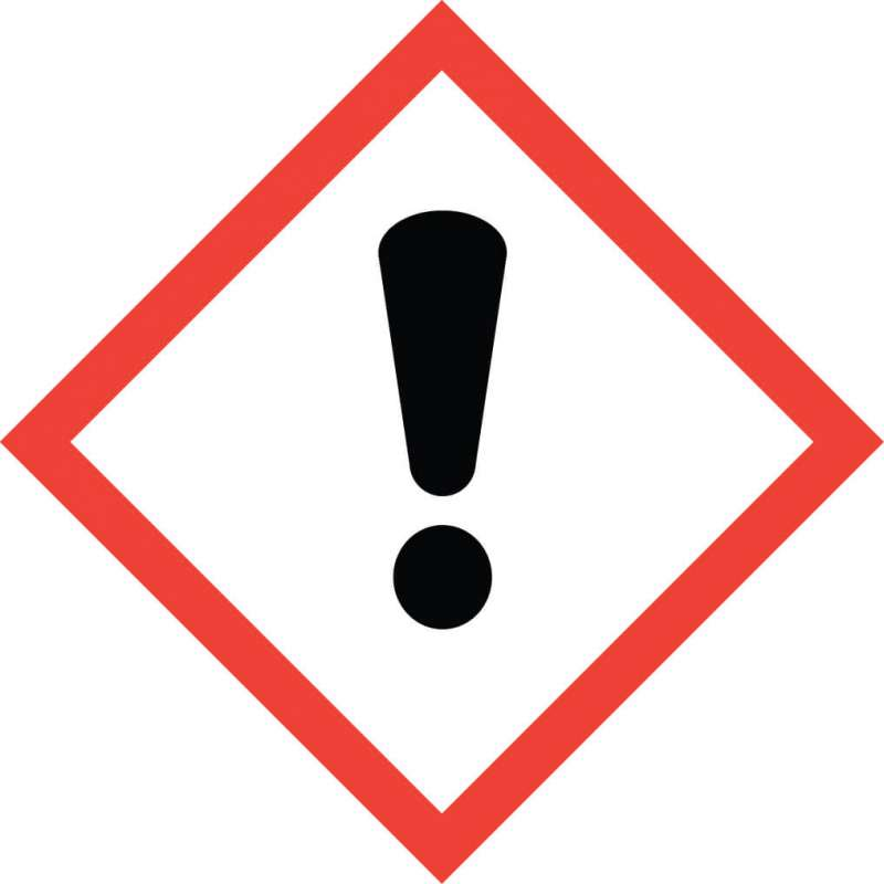 Irritant Pictogram
