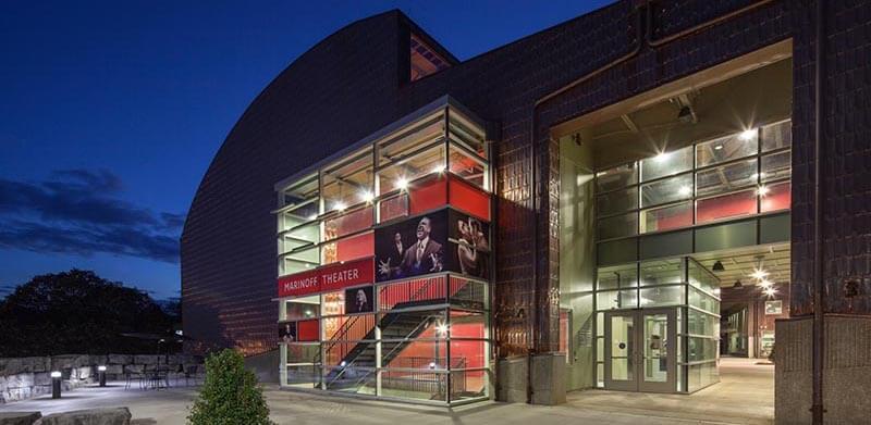 Shepherd University | Theater | Marinoff Theater