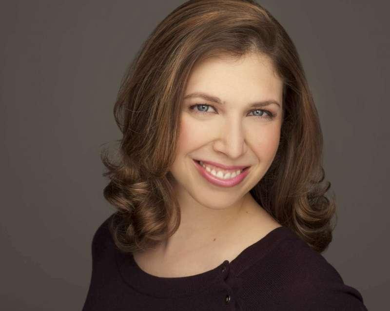 Dr. Rachel Carlson, assistant professor of music.