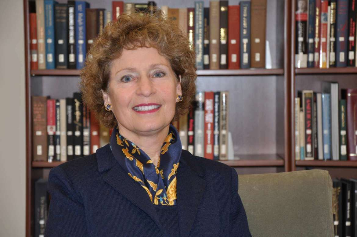 Dr. Mary J.C. Hendrix, the 16th president of Shepherd University.