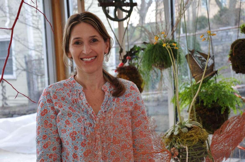 Sonya Evanisko, professor of art.