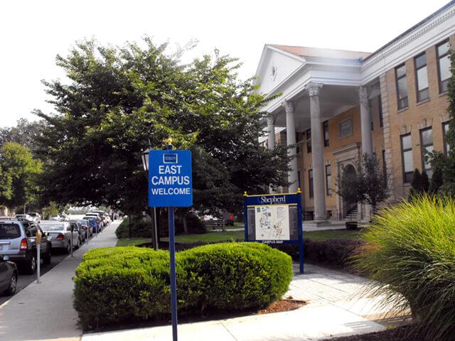 9 Shepherd East Campus