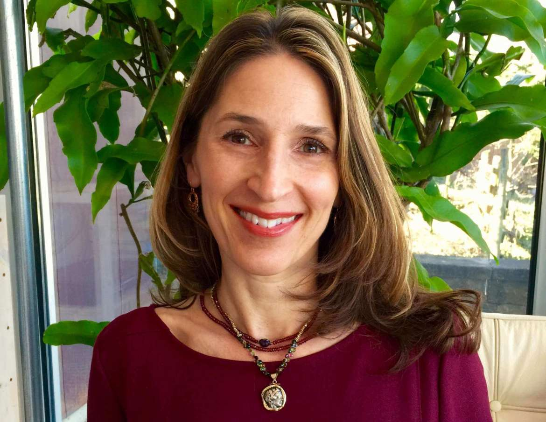 Sonya Evanisko, professor of art and coordinator of the painting and drawing program.