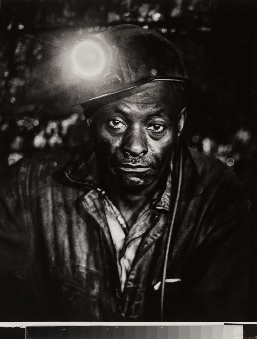 Toby Moore, Pike County, Kentucky, 1970, photo by Builder Levy.