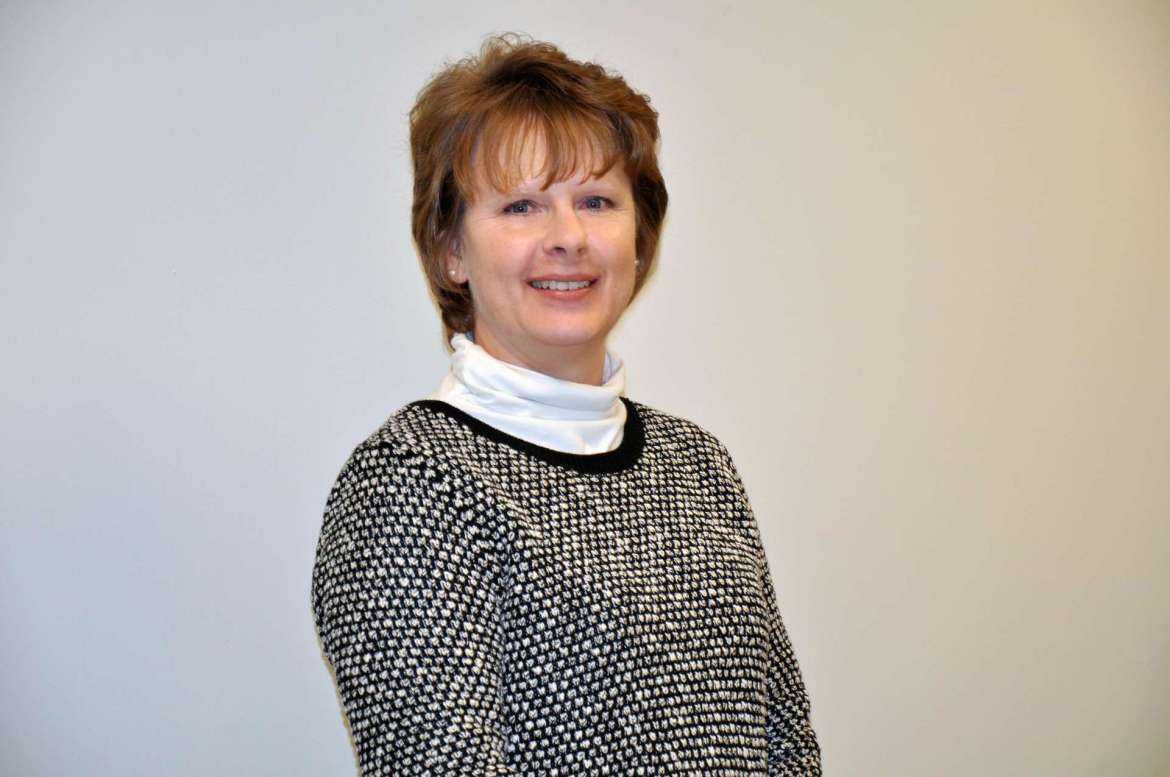 Cindy Vance, assistant professor of accounting,