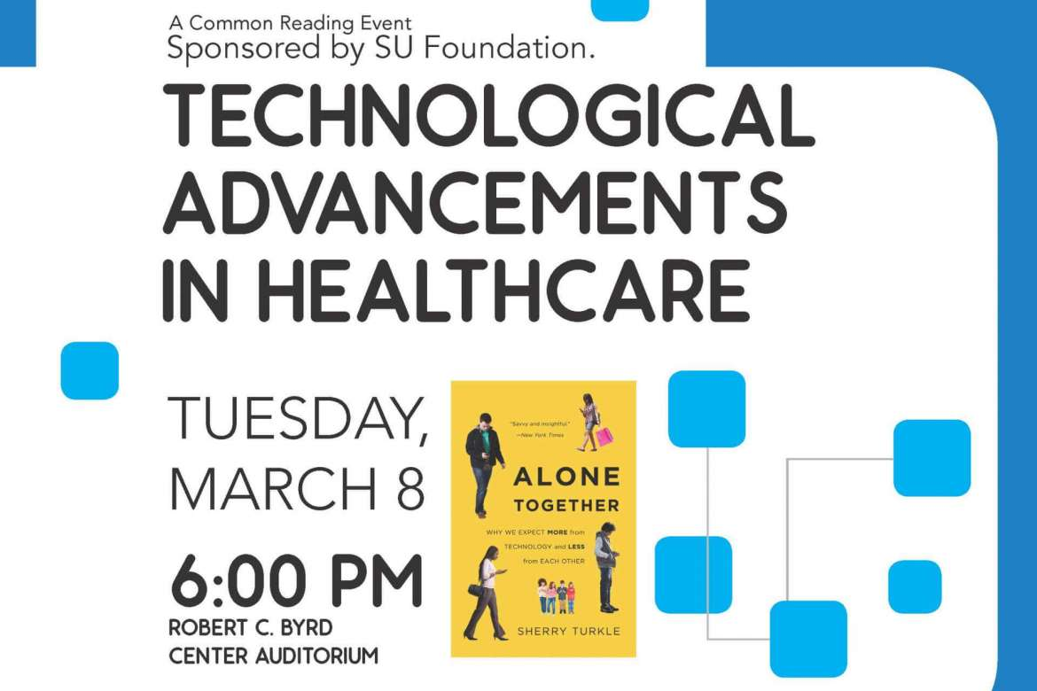 Common Reading hosts panel discussion March 8 on technology in healthcare