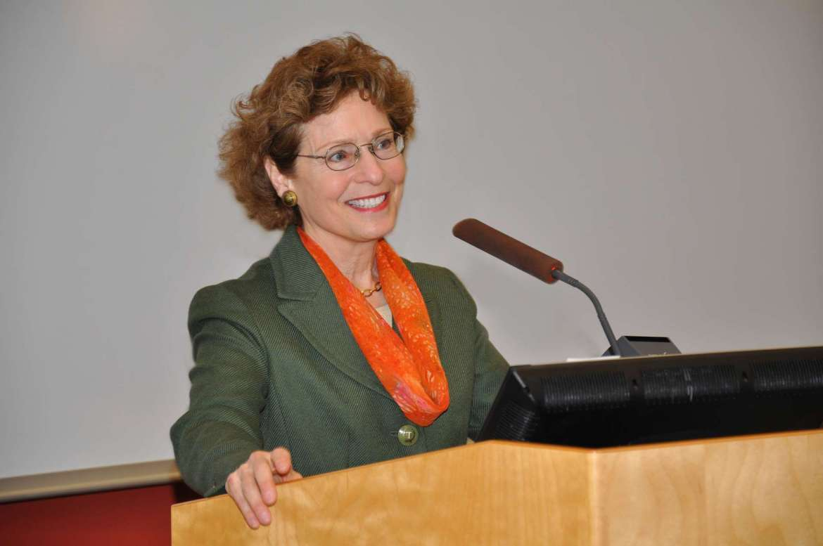 Shepherd University President Mary J.C. Hendrix