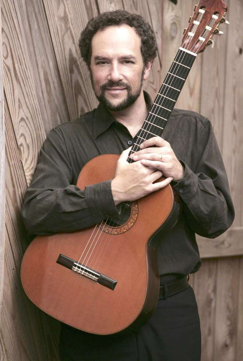 William Kanengiser, a founding member of the Los Angeles Guitar Quartet.