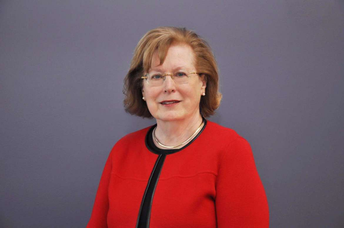 Dr. Sharon Mailey, the director and chair of Shepherd University's Department of Nursing Education.