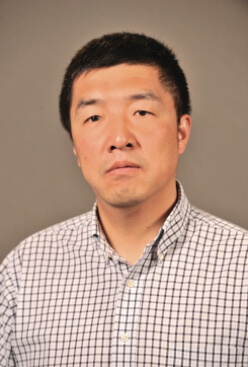 Dr. Xingbo Liu, professor and associate chair of research at the West Virginia University Statler College of Engineering and Mineral Resources