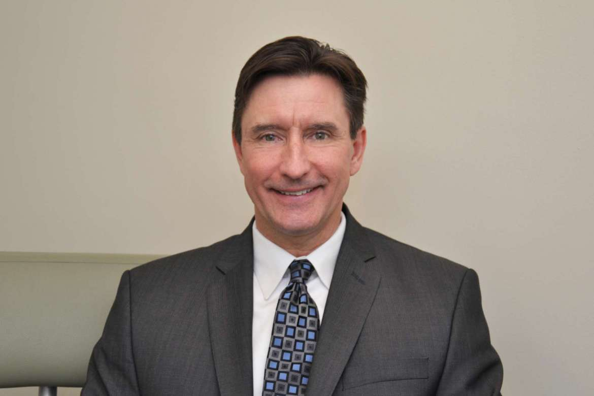 "William E. ""Bill"" Sommers, the new vice president for enrollment management."