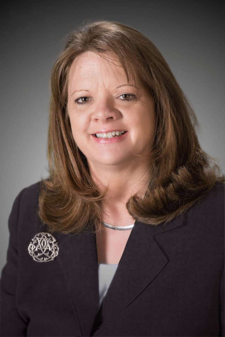 Holly Morgan Frye, assistant vice president for student affairs