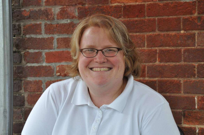 Dr. Heidi Hanrahan, associate professor of English