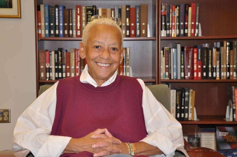 Nikki Giovanni, 2015 Appalachian Heritage Writer-in-Residence.