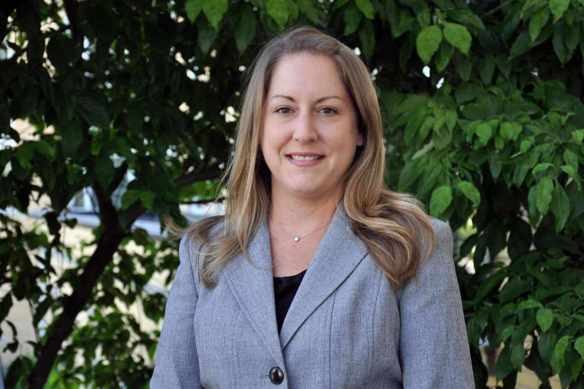 Jessica L. Kump, grant support, corporate and foundation relations director.