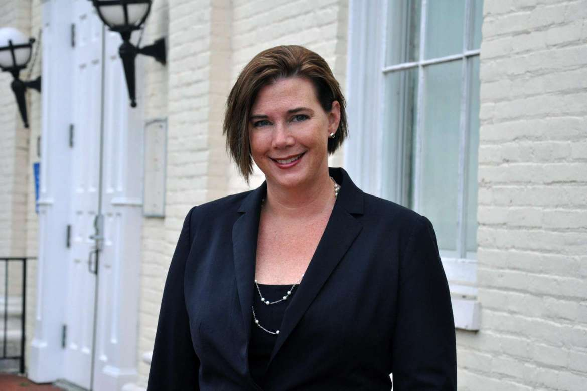 Stacy McFarland, President's Club and special/annual giving director.