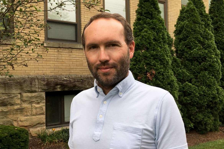 Dr. Benjamin Bankhurst, assistant professor of history.