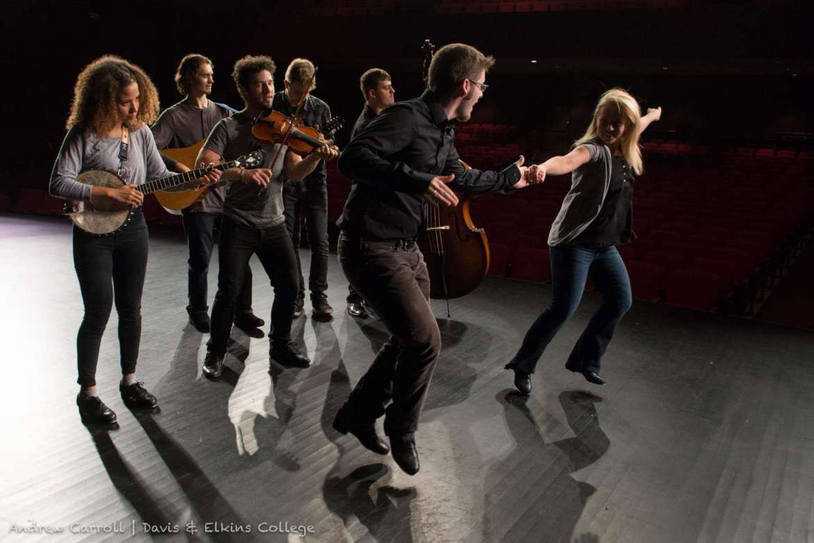 The Davis & Elkins College Appalachian Ensemble