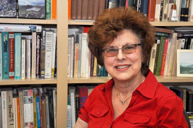 Dr. Sylvia Bailey Shurbutt, Appalachian studies program coordinator.