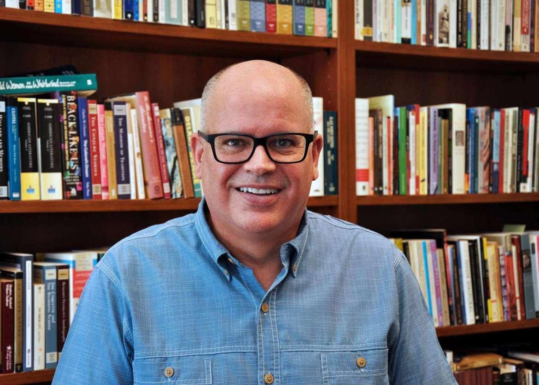 Dr. Timothy Nixon, associate professor of English