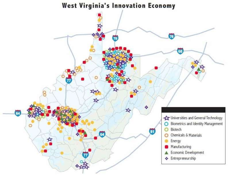 wv-innovation-clusters