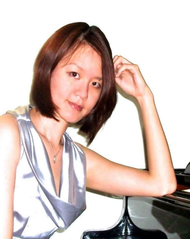 Pianist Yu-Hsuan Liao, assistant professor of music