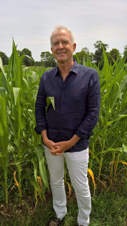Alan Gibson, novelist and Shepherd University adjunct instructor.
